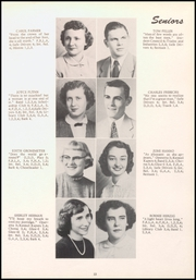 Page 17, 1954 Edition, Le Mars Community High School - Bark Yearbook (Le Mars, IA) online yearbook collection