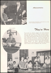 Page 8, 1954 Edition, Le Mars Community High School - Bark Yearbook (Le Mars, IA) online yearbook collection