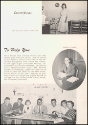 Page 9, 1954 Edition, Le Mars Community High School - Bark Yearbook (Le Mars, IA) online yearbook collection