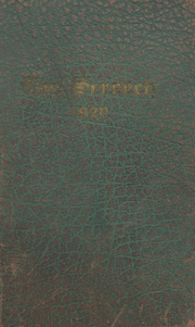 1920 Edition, Albia Community High School - Screech Yearbook (Albia, IA)