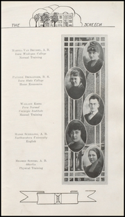 Page 13, 1921 Edition, Albia Community High School - Screech Yearbook (Albia, IA) online yearbook collection