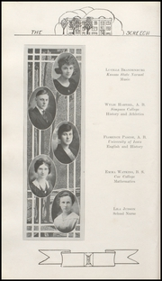 Page 14, 1921 Edition, Albia Community High School - Screech Yearbook (Albia, IA) online yearbook collection