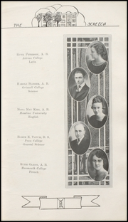 Page 15, 1921 Edition, Albia Community High School - Screech Yearbook (Albia, IA) online yearbook collection