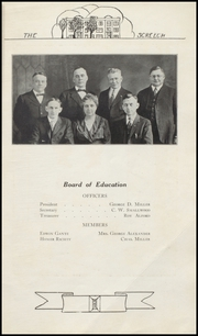 Page 11, 1922 Edition, Albia Community High School - Screech Yearbook (Albia, IA) online yearbook collection
