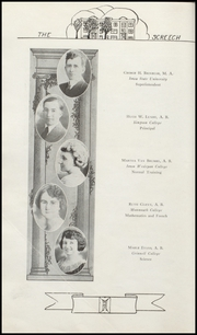 Page 12, 1922 Edition, Albia Community High School - Screech Yearbook (Albia, IA) online yearbook collection