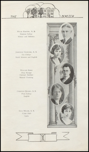 Page 13, 1922 Edition, Albia Community High School - Screech Yearbook (Albia, IA) online yearbook collection