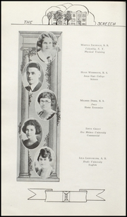 Page 14, 1922 Edition, Albia Community High School - Screech Yearbook (Albia, IA) online yearbook collection