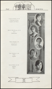 Page 15, 1922 Edition, Albia Community High School - Screech Yearbook (Albia, IA) online yearbook collection