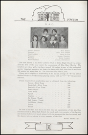 Page 70, 1925 Edition, Albia Community High School - Screech Yearbook (Albia, IA) online yearbook collection