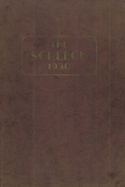 1930 Edition, Albia Community High School - Screech Yearbook (Albia, IA)