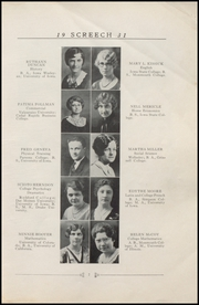 Page 15, 1931 Edition, Albia Community High School - Screech Yearbook (Albia, IA) online yearbook collection