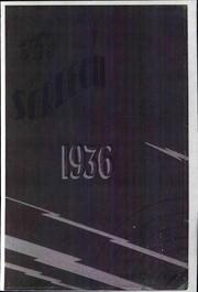 1936 Edition, Albia Community High School - Screech Yearbook (Albia, IA)