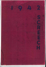 1942 Edition, Albia Community High School - Screech Yearbook (Albia, IA)