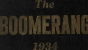 Page 1, 1934 Edition, Winterset High School - Boomerang Yearbook (Winterset, IA) online yearbook collection