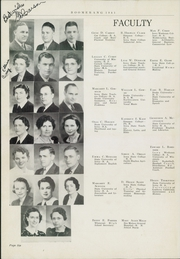 Page 12, 1941 Edition, Winterset High School - Boomerang Yearbook (Winterset, IA) online yearbook collection