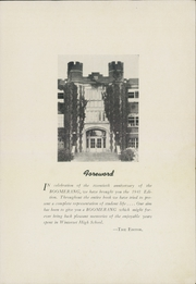 Page 5, 1941 Edition, Winterset High School - Boomerang Yearbook (Winterset, IA) online yearbook collection