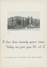 Page 6, 1941 Edition, Winterset High School - Boomerang Yearbook (Winterset, IA) online yearbook collection