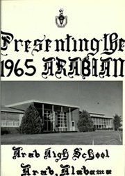 Page 5, 1965 Edition, Arab High School - Arabian Yearbook (Arab, AL) online yearbook collection