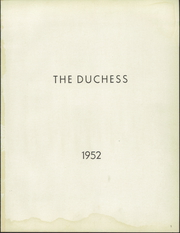 Page 5, 1952 Edition, Pella High School - Duchess Yearbook (Pella, IA) online yearbook collection