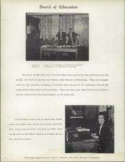 Page 8, 1952 Edition, Pella High School - Duchess Yearbook (Pella, IA) online yearbook collection