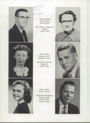 Page 12, 1958 Edition, Pella High School - Duchess Yearbook (Pella, IA) online yearbook collection