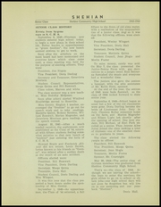 Page 17, 1944 Edition, Sheldon High School - Shehian Yearbook (Sheldon, IL) online yearbook collection