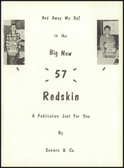 Page 5, 1957 Edition, Forest City High School - Redskin Yearbook (Forest City, IA) online yearbook collection