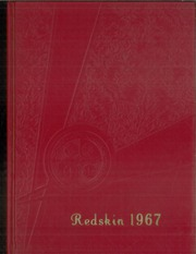 1967 Edition, Forest City High School - Redskin Yearbook (Forest City, IA)