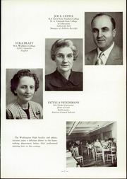 Page 13, 1954 Edition, Washington High School - Cherokean Yearbook (Cherokee, IA) online yearbook collection