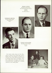 Page 15, 1954 Edition, Washington High School - Cherokean Yearbook (Cherokee, IA) online yearbook collection
