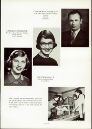 Page 17, 1954 Edition, Washington High School - Cherokean Yearbook (Cherokee, IA) online yearbook collection