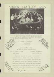 Page 7, 1950 Edition, Carlisle High School - Wildcat Yearbook (Carlisle, IA) online yearbook collection