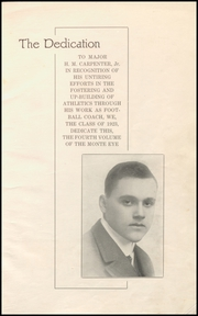 Page 5, 1923 Edition, Monticello High School - Panther Yearbook (Monticello, IA) online yearbook collection
