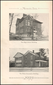 Page 8, 1923 Edition, Monticello High School - Panther Yearbook (Monticello, IA) online yearbook collection