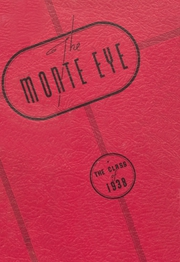 Page 1, 1938 Edition, Monticello High School - Panther Yearbook (Monticello, IA) online yearbook collection