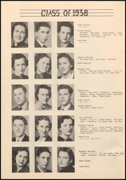 Page 12, 1938 Edition, Monticello High School - Panther Yearbook (Monticello, IA) online yearbook collection