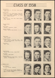 Page 13, 1938 Edition, Monticello High School - Panther Yearbook (Monticello, IA) online yearbook collection