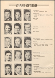 Page 14, 1938 Edition, Monticello High School - Panther Yearbook (Monticello, IA) online yearbook collection
