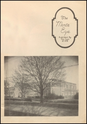Page 5, 1938 Edition, Monticello High School - Panther Yearbook (Monticello, IA) online yearbook collection