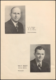 Page 8, 1938 Edition, Monticello High School - Panther Yearbook (Monticello, IA) online yearbook collection