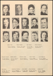 Page 9, 1938 Edition, Monticello High School - Panther Yearbook (Monticello, IA) online yearbook collection