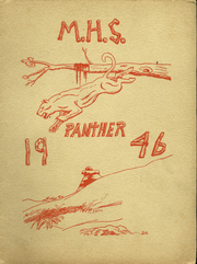 Page 1, 1946 Edition, Monticello High School - Panther Yearbook (Monticello, IA) online yearbook collection