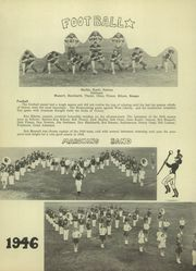 Page 12, 1946 Edition, Monticello High School - Panther Yearbook (Monticello, IA) online yearbook collection