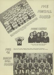 Page 15, 1946 Edition, Monticello High School - Panther Yearbook (Monticello, IA) online yearbook collection