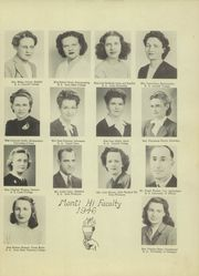 Page 5, 1946 Edition, Monticello High School - Panther Yearbook (Monticello, IA) online yearbook collection
