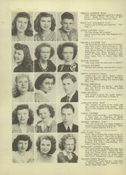 Page 6, 1946 Edition, Monticello High School - Panther Yearbook (Monticello, IA) online yearbook collection
