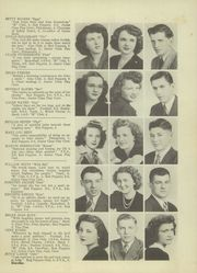 Page 7, 1946 Edition, Monticello High School - Panther Yearbook (Monticello, IA) online yearbook collection