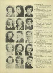 Page 8, 1946 Edition, Monticello High School - Panther Yearbook (Monticello, IA) online yearbook collection