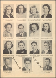 Page 5, 1947 Edition, Monticello High School - Panther Yearbook (Monticello, IA) online yearbook collection