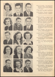 Page 6, 1947 Edition, Monticello High School - Panther Yearbook (Monticello, IA) online yearbook collection